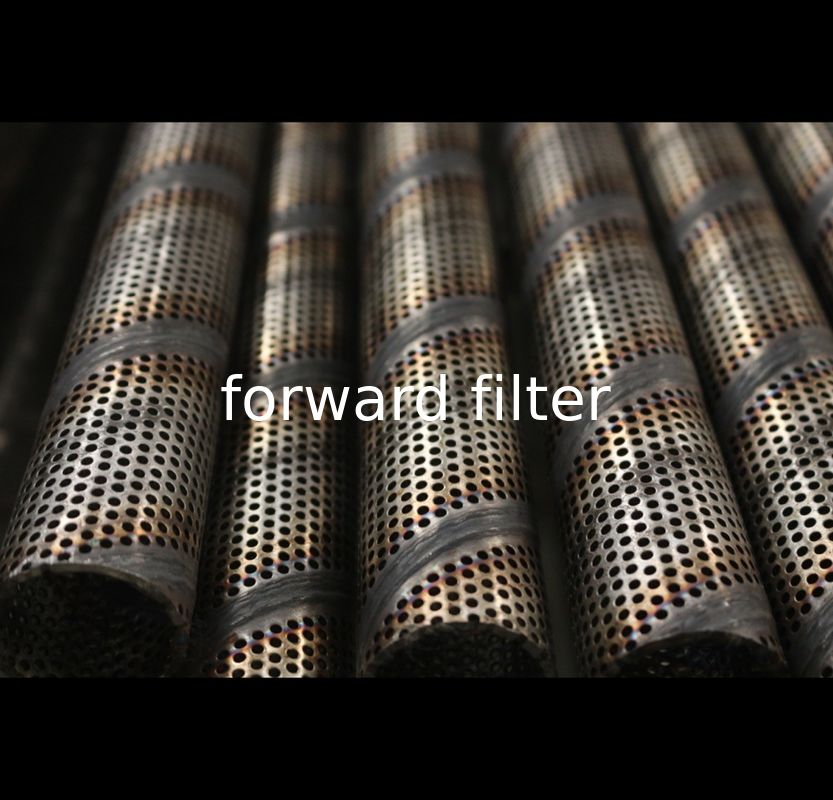 Durable Perforated Filter Tube For Enclosures , Partitions , Sign Panels , Guards , Screens