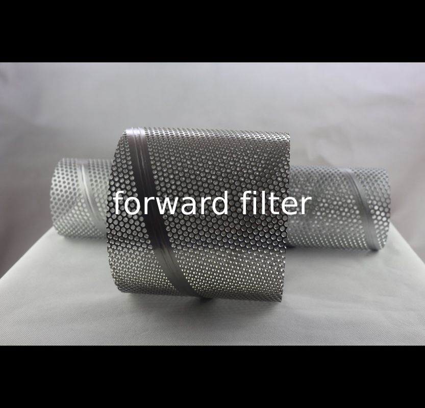 Automotive Perforated Cylinder Length 100mm-6000mm Acoustical Dampening Products
