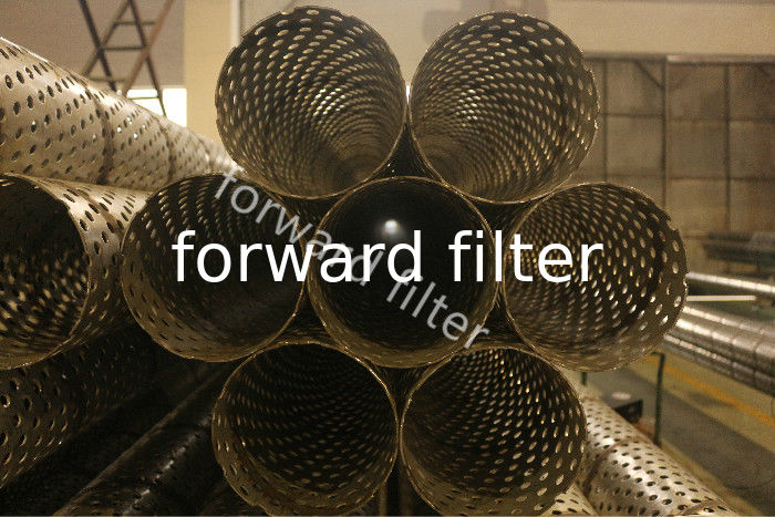 Heavy Oil Deep Water Wire Mesh Sand Screen Gravel Packing High-Rate Water Packs